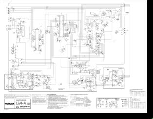 Diagrama/Manual NOBLEX 29TC649-00 LA 4A